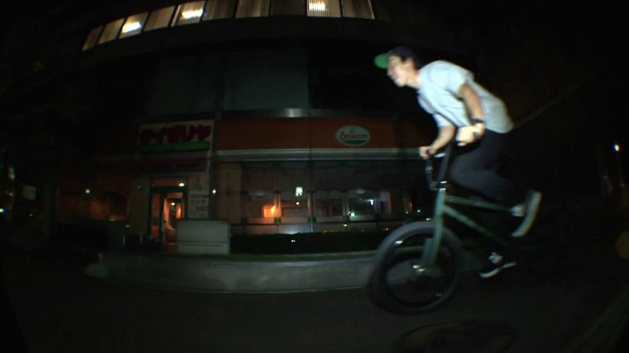 G-SHOCK BMX 2013 KEN MATSUMOTO