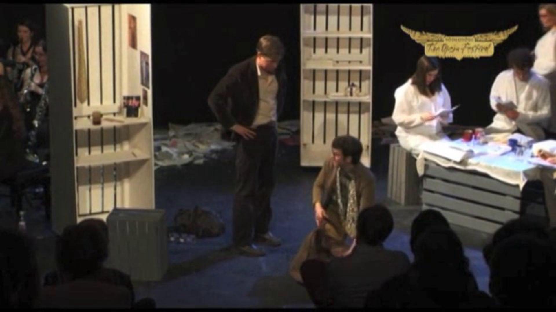 MICROmegas - Scene three