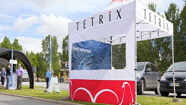 Pop Up Tent by TETRIX