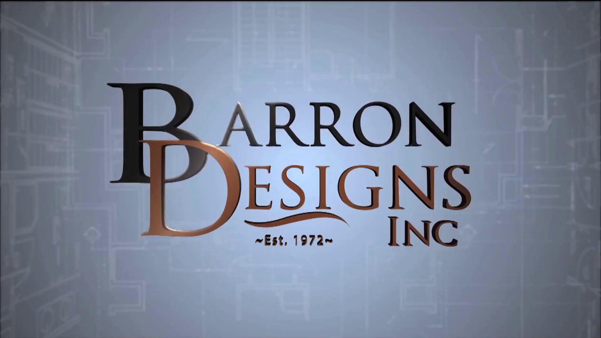 Barron Designs promo