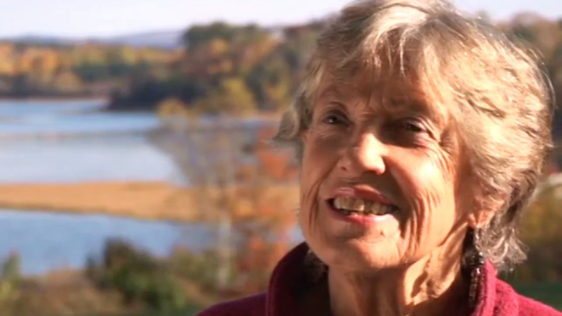 Befriending the Pain of our World: Joanna Macy
