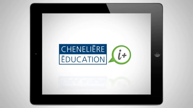 Pour apprendre sur iPad - Édition et envoi des réponses