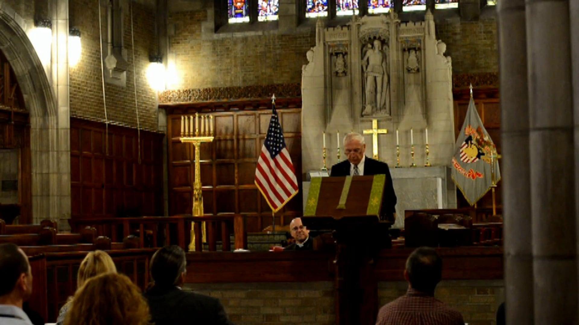 Chaplain Camp's address at USMA '83 30th Reunion Memorial Service