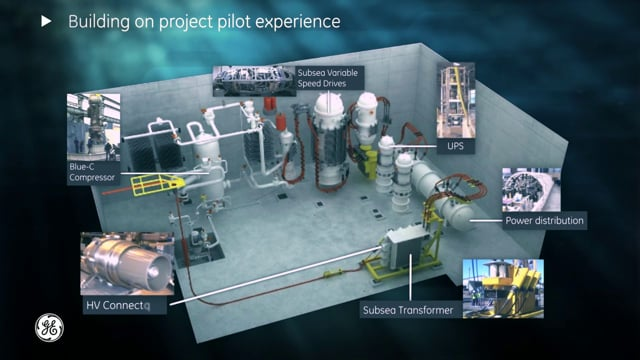 Clip General Electric - Subsea