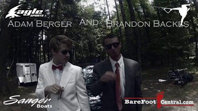 Adam Berger & Brandon Backes Rnd3 2013