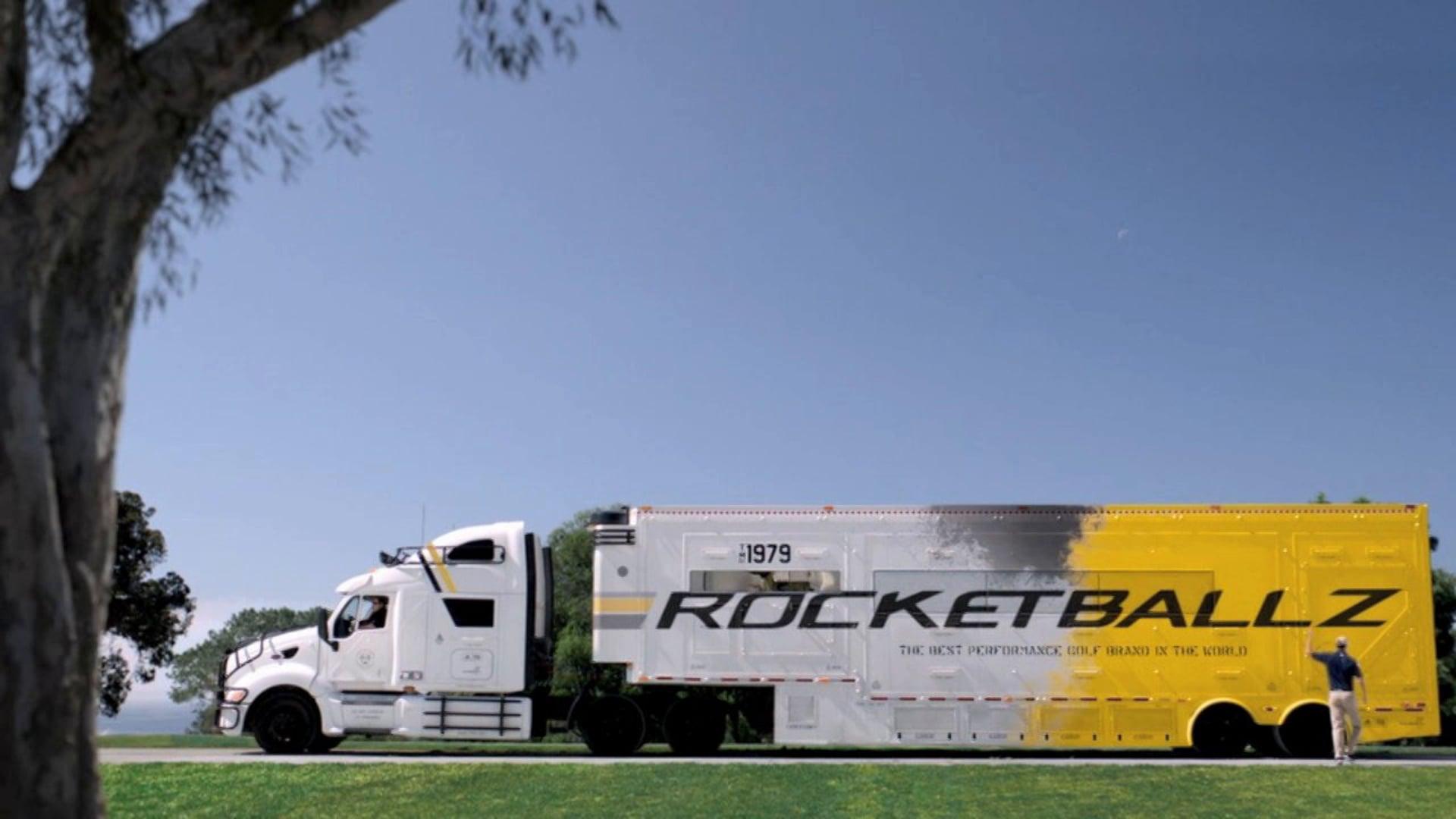 """TaylorMade Golf """"Tour Truck"""""""