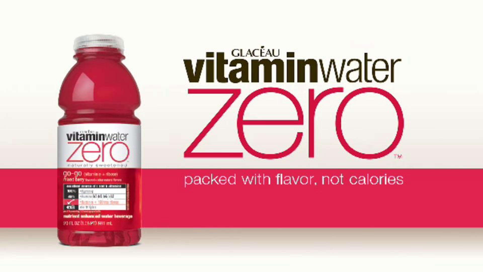 """Vitamin Water Zero """"Which Phone"""""""