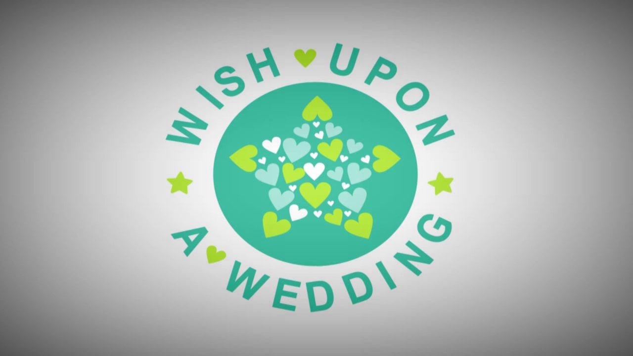 Jo-ann and John and their Wish Upon a Wedding Love Story