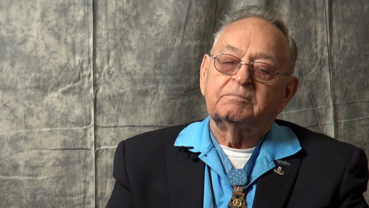 Interview with Medal of Honor recipient Cpl. Ronald Rosser