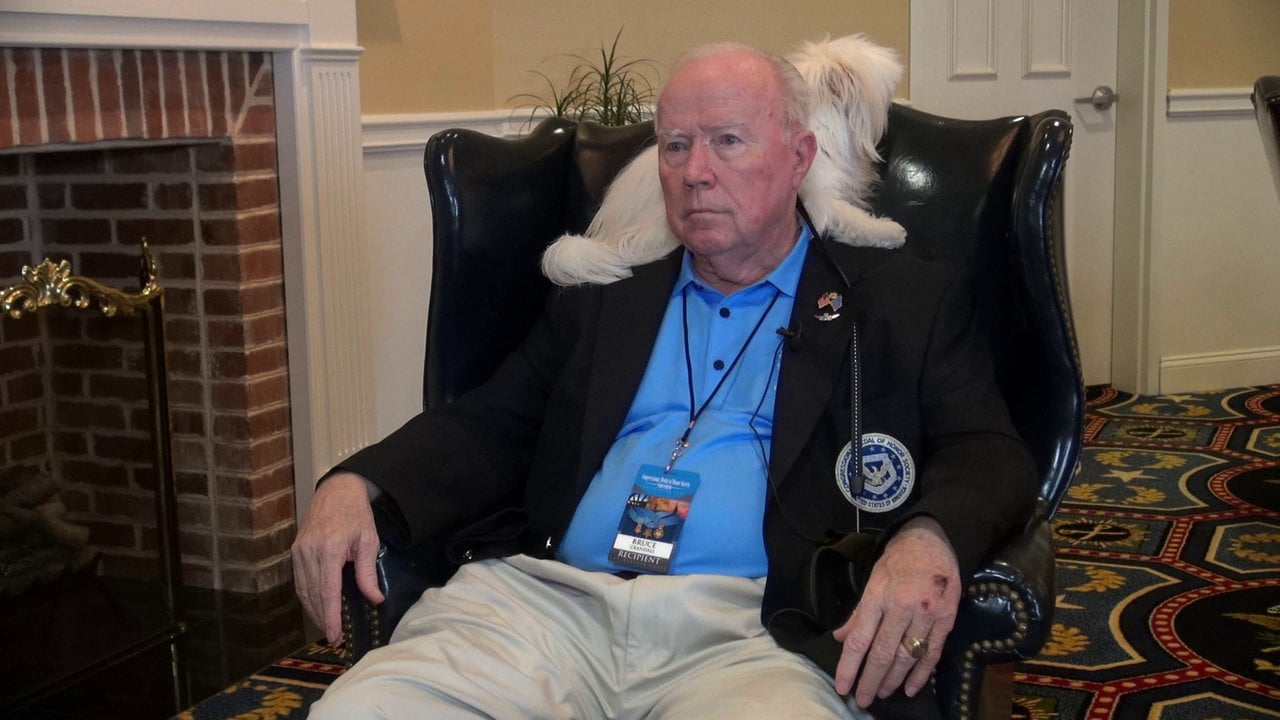 Interview with Medal of Honor recipient Col. Bruce Crandall