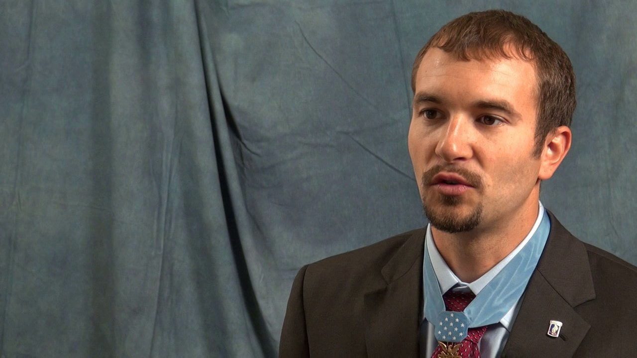 Interview with Medal of Honor recipient SSG. Salvatore Giunta