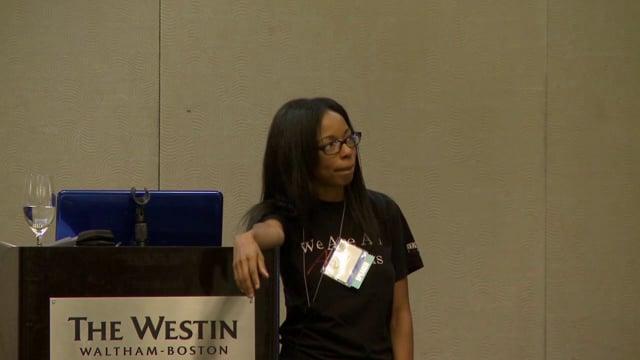 Ayana Watson  - AAA 2013 National Convention