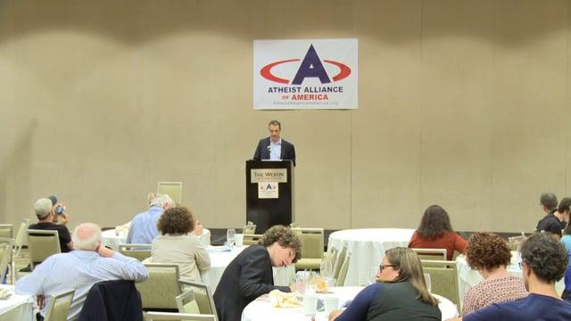 David Niose - AAA 2013 National Convention