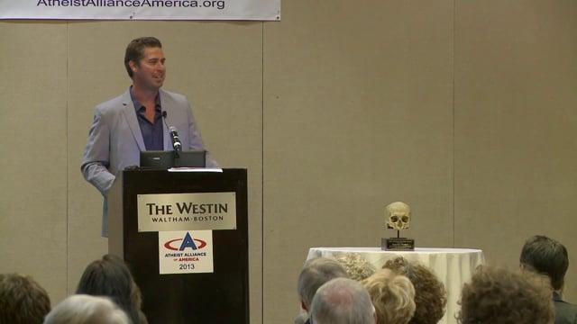 CJ Werleman - AAA 2013 National Convention