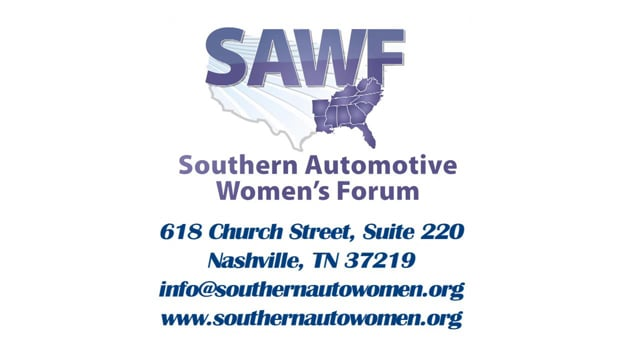 Welcome to the Southern Automotive Women's Forum