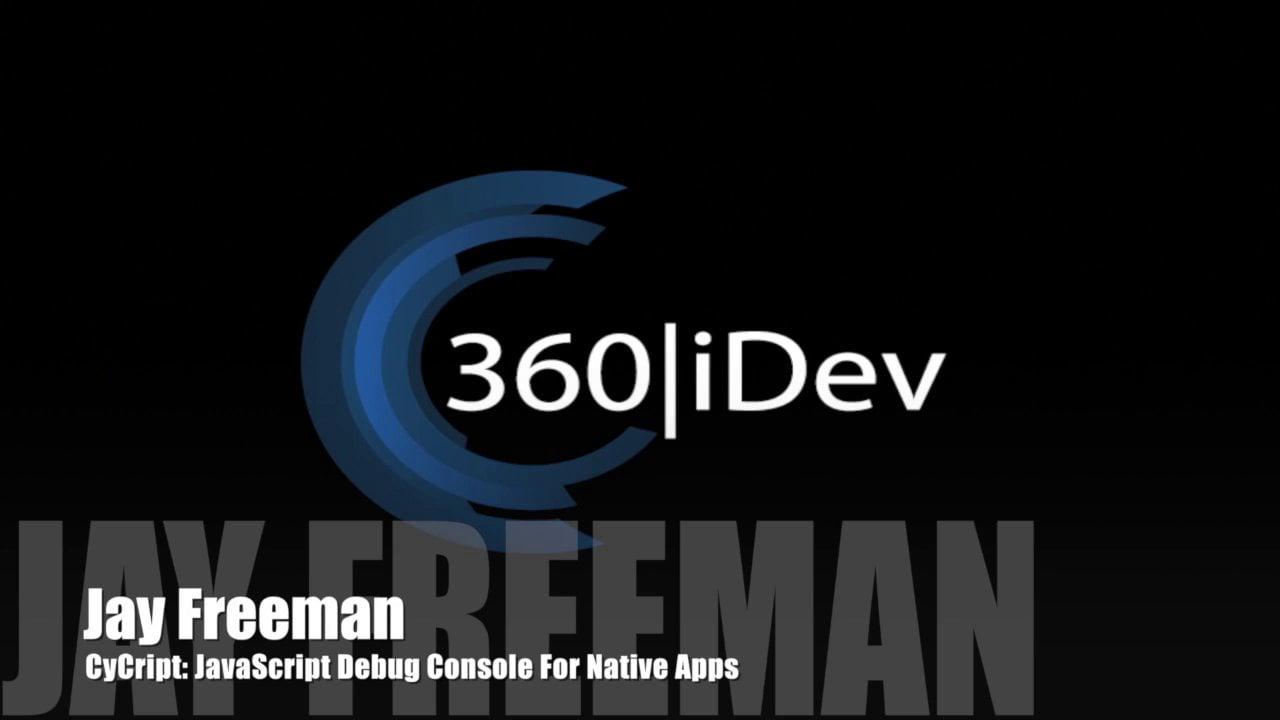 Jay Freeman – Cycript JavaScript Debug Console for Native Apps