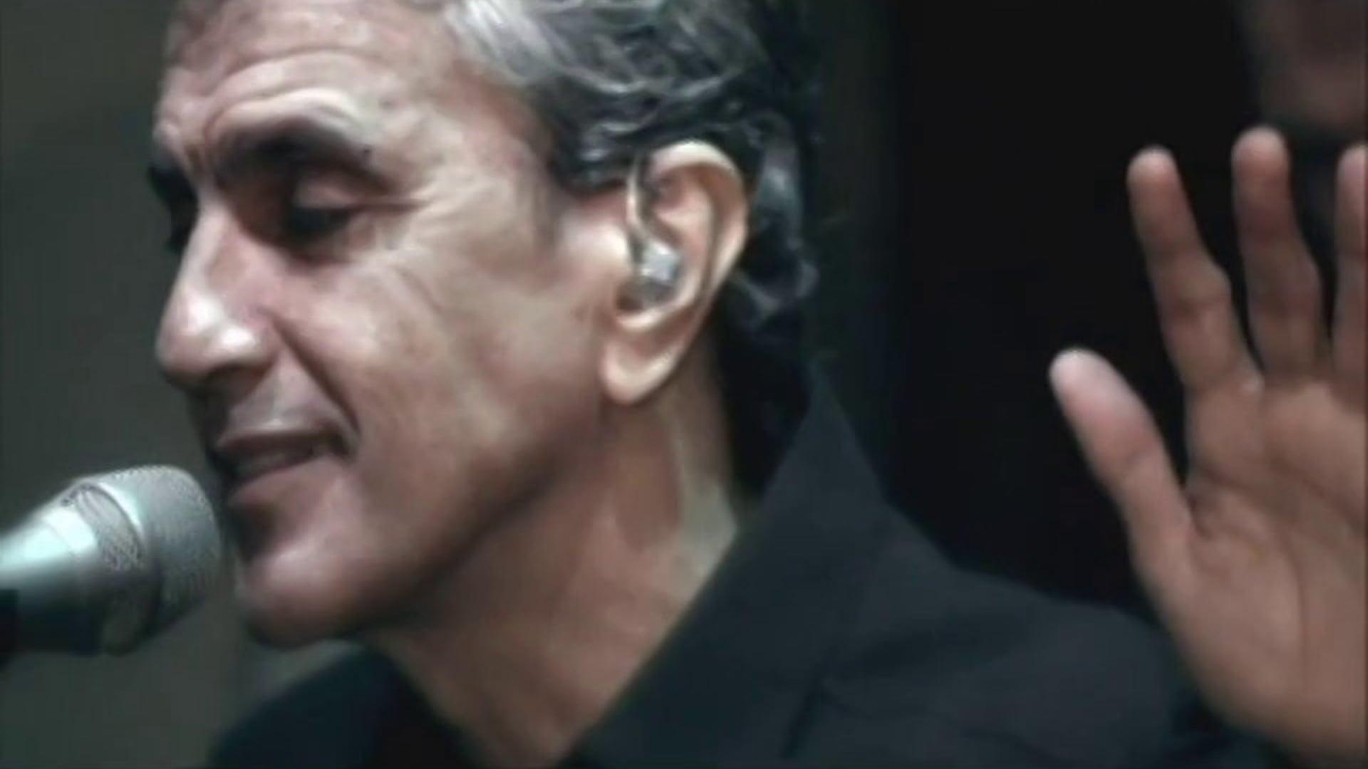 "CAETANO VELOSO ""Come as you are"" / Fernando Andrade"