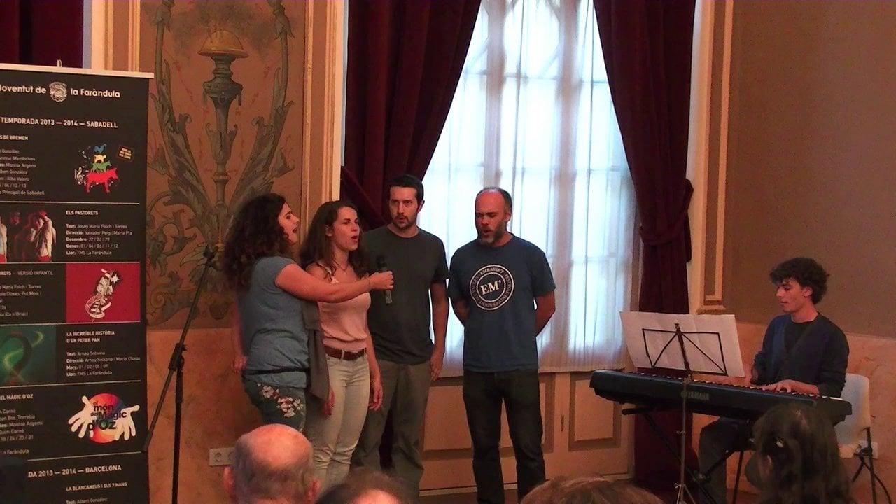 """""""Els Músics de Bremen"""", la primera aposta de la Joventut de la Faràndula"""