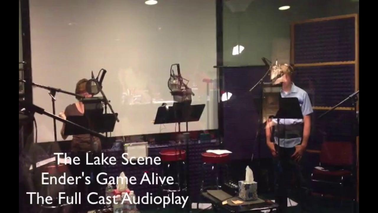 The Lake Scene - Ender's Game Alive