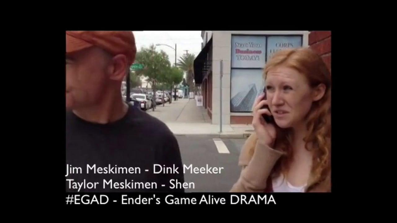 #EGAD - THE MESKIMENS call CARD
