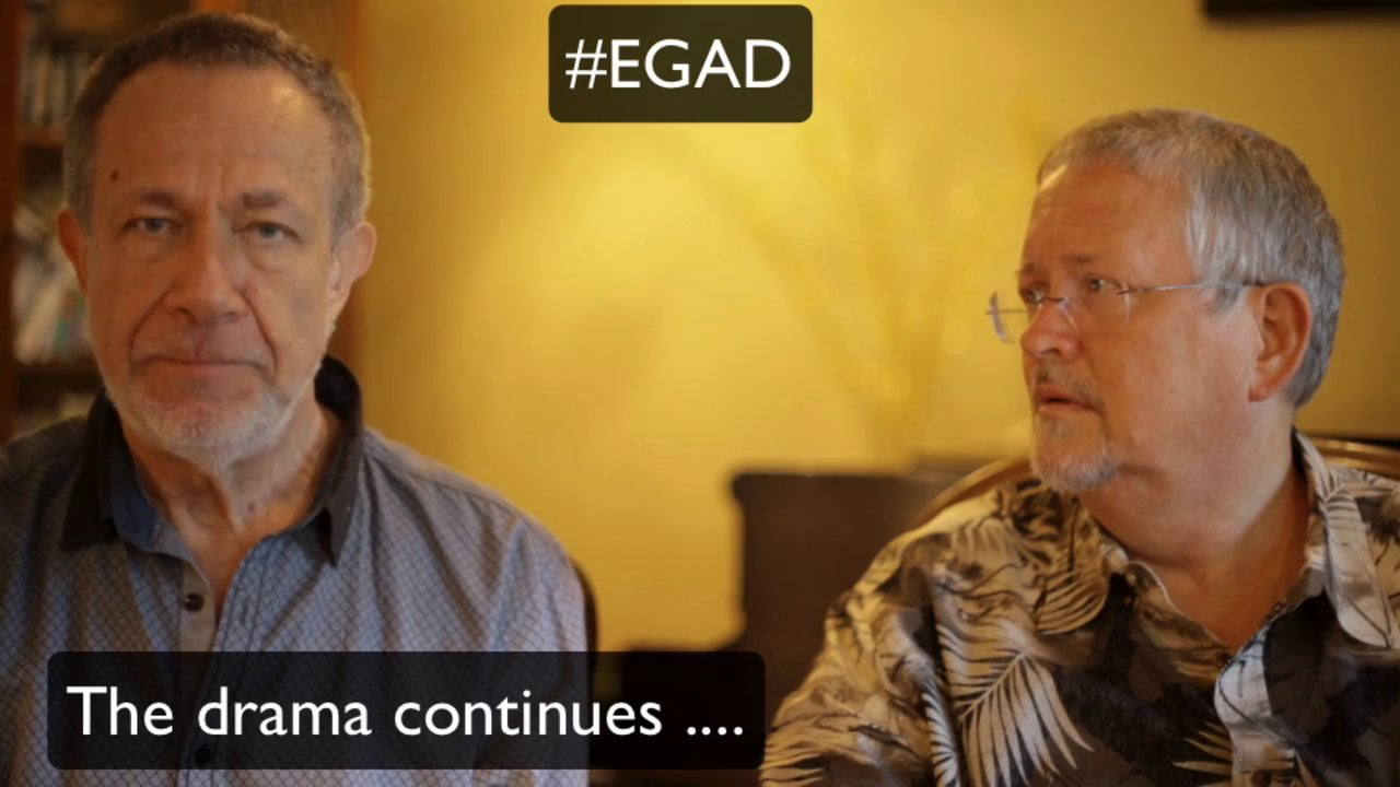#EGAD Trouble in Paradise