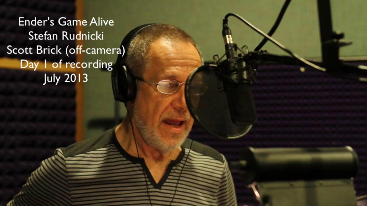 Stefan Rudnicki as COL. GRAFF in Ender's Game Alive