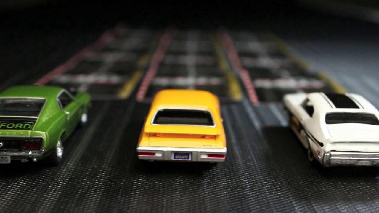 Turbo Rally Card Racing—Gameplay