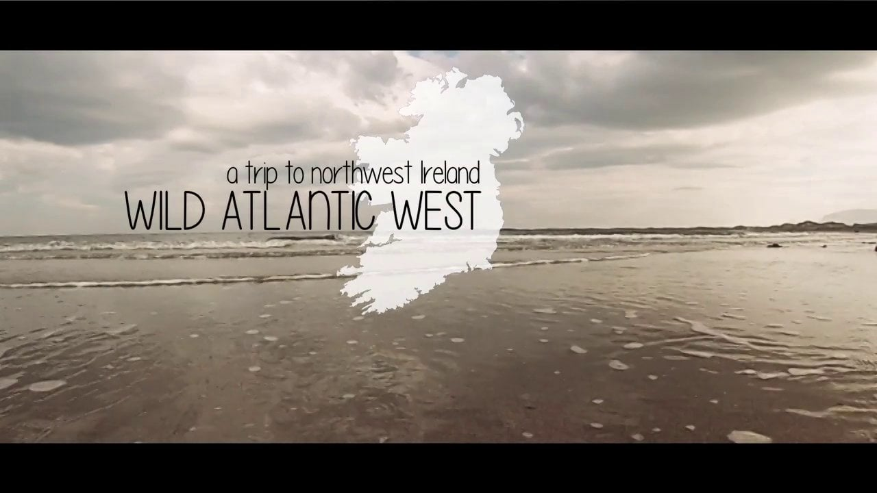 Traveling in Ireland : discover the wild Atlantic northwest coast !
