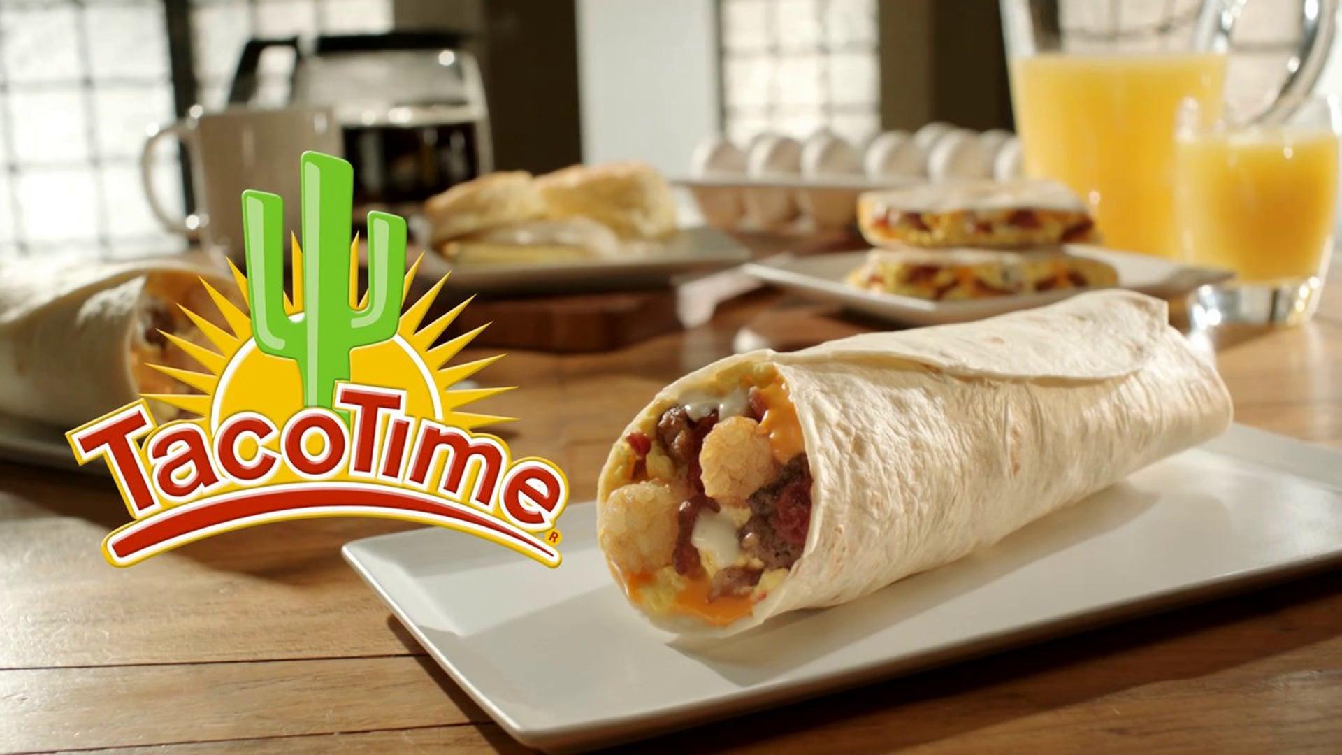 Taco Time Breakfast 2012 2013