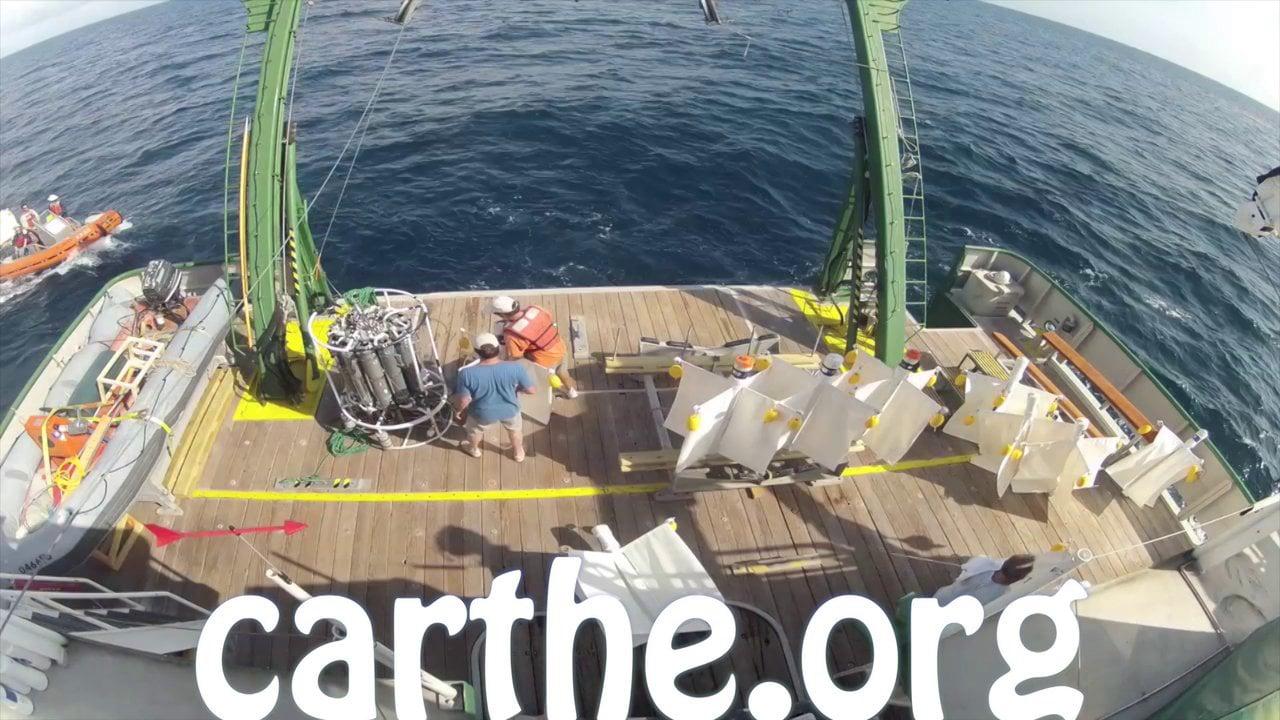 Bob the Drifter - A Waterlust & CARTHE film about ocean currents