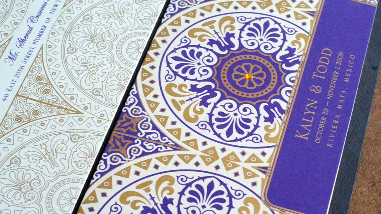 Tips for choosing your wedding stationery with Ananya