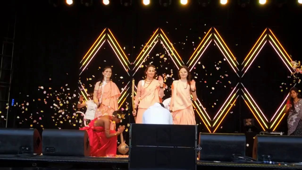 Ramayan performed by ISKCON Auckland