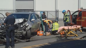 Prosecutors at Impaired Driving Crashes