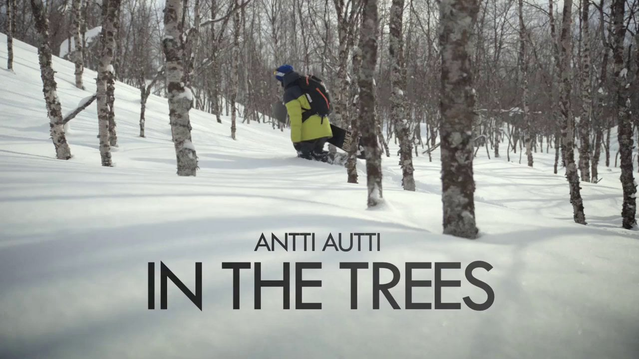 APPROACH & ATTACK:  ANTTI AUTTI IN THE TREES