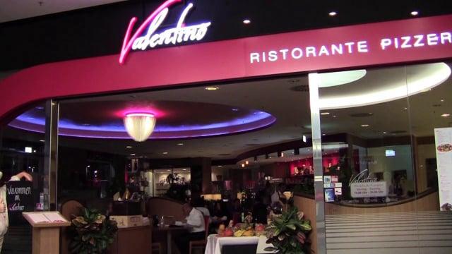 Valentino Restaurant in Germany