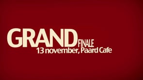 Haags Comedy Festival Finale Promo 2013