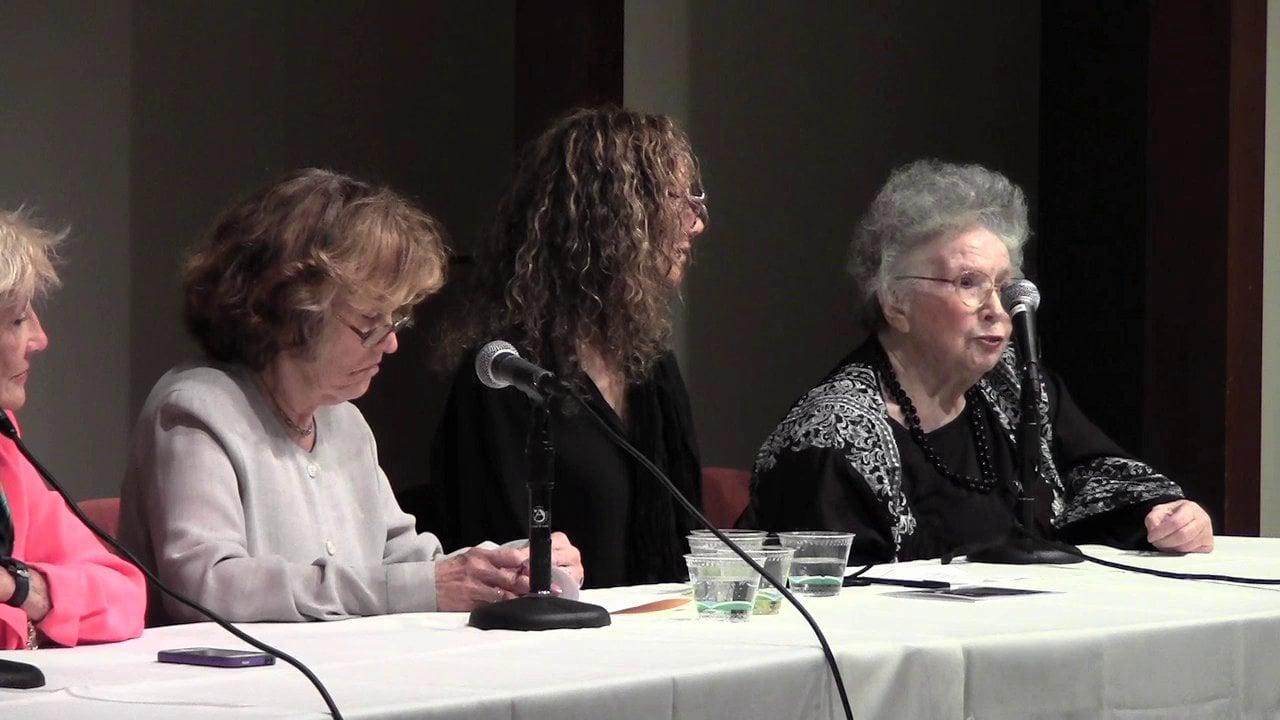 Art Cart: Speaking the Legacy October 1 Panel