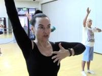 Dancing w/Pam