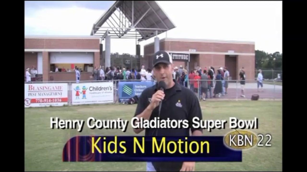 KNM - Gladiators
