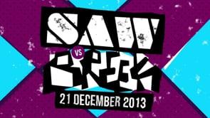 SAW VS BREEK - 21 December 2013