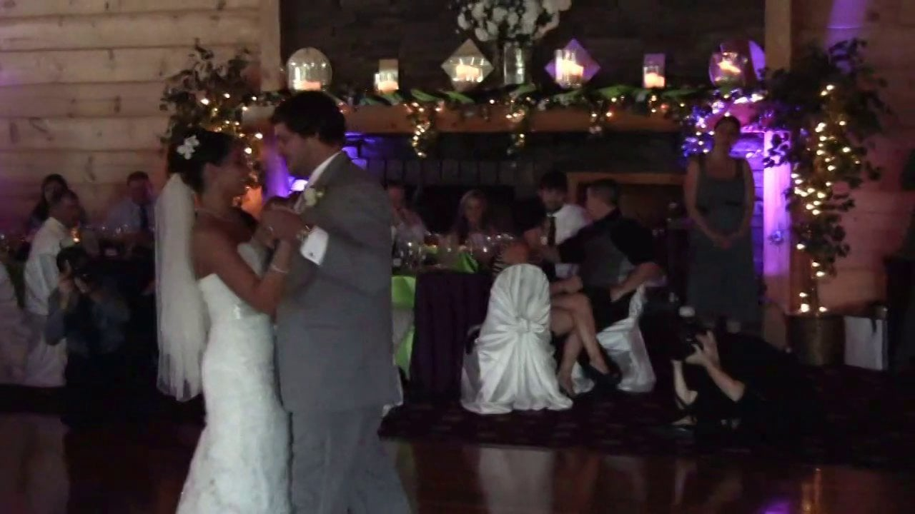 Kurt and Tiffany - Red Fern Wedding Reception - Houserockers DJ