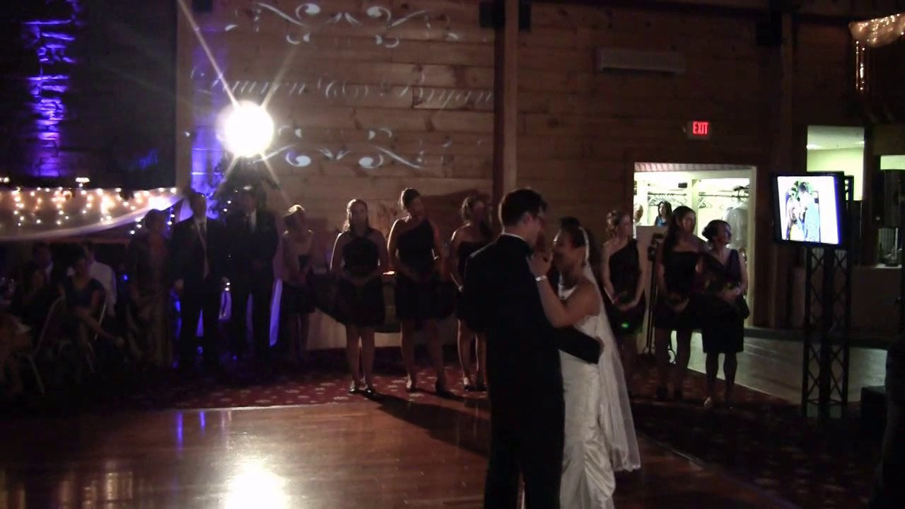 Bryan and Lauren - St. Marys Wedding Celebration - Houserockers DJ