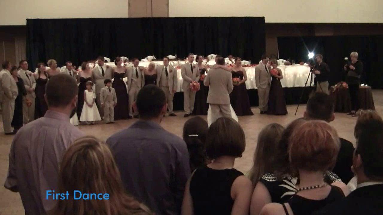 Sara and Todd - Blair County Convention Center Wedding - Altoona, PA