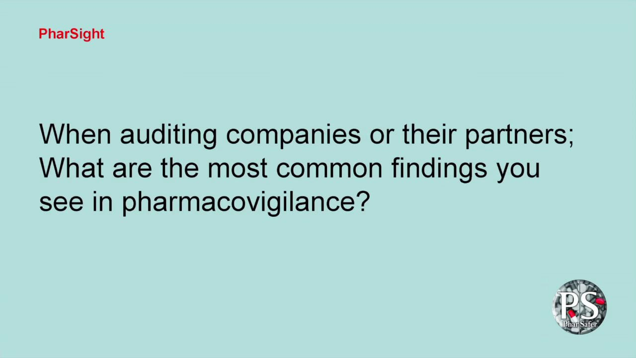 Q 24: When auditing companies or their partners...