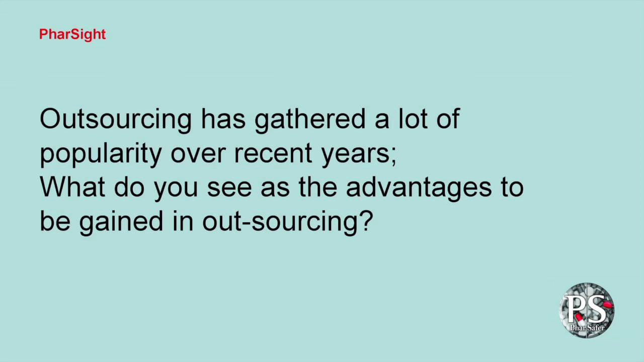 Q 21: What are the advantages of out-sourcing?...