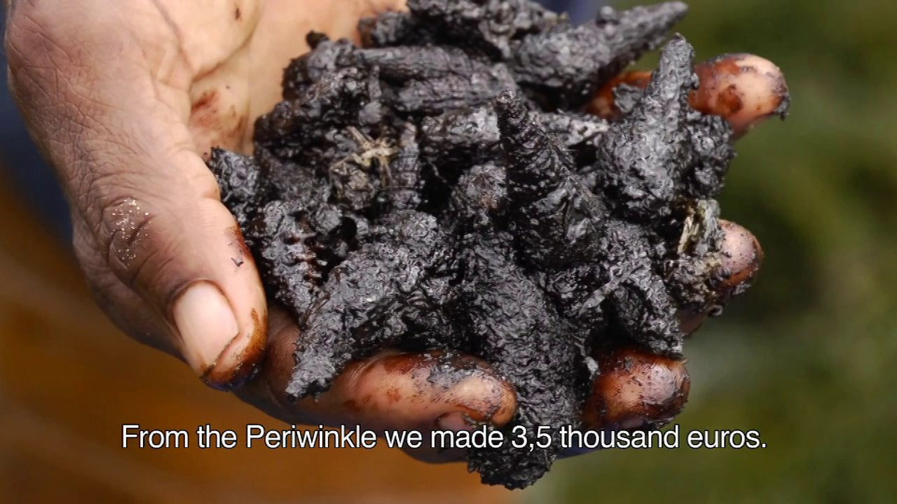 Shell Oilspill destroyed fisherman's life in Nigeria
