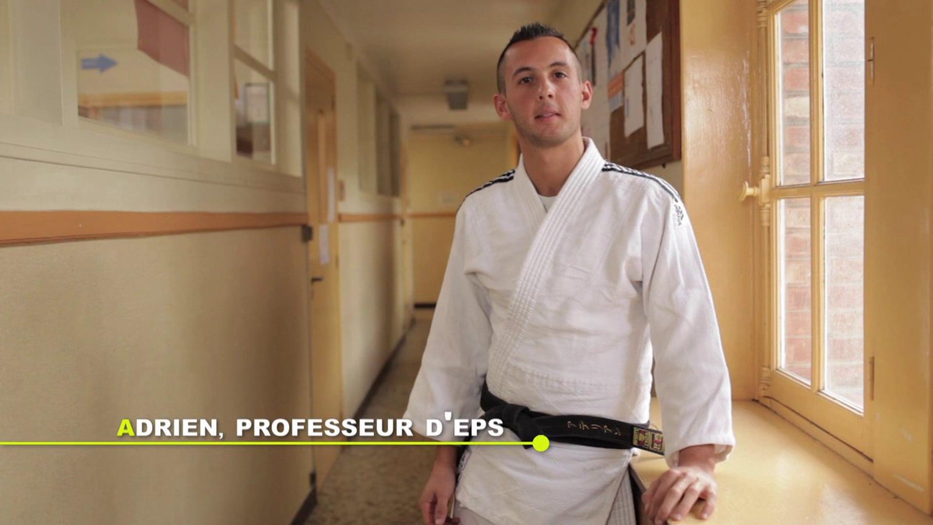 Devenir Enseignant - Adrien