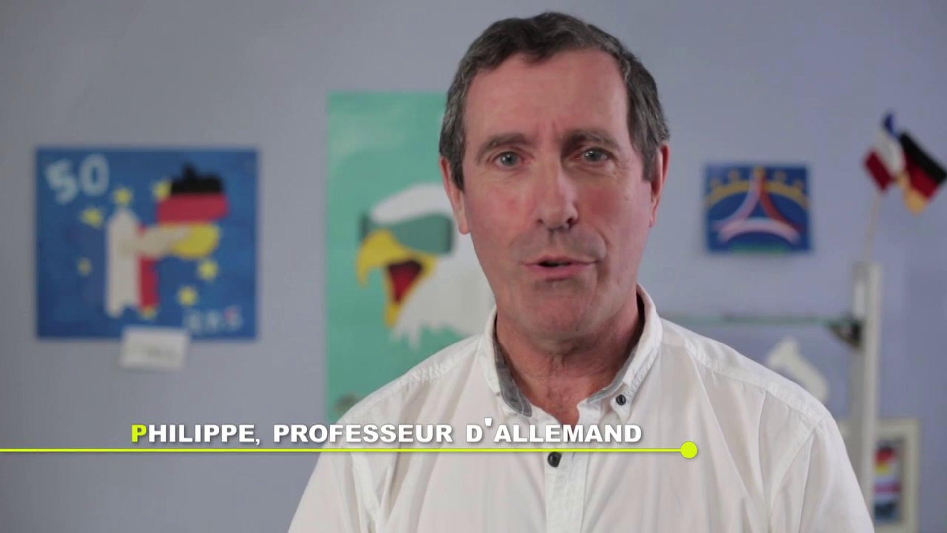 Devenir Enseignant - Philippe B
