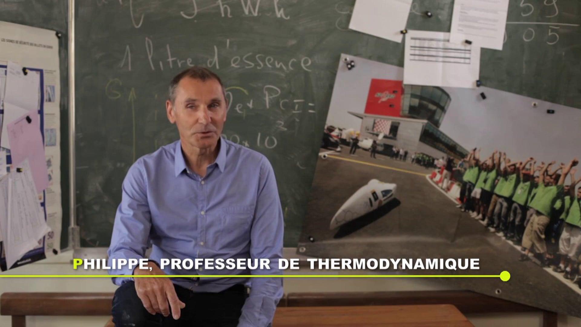 Devenir Enseignant - Philippe M