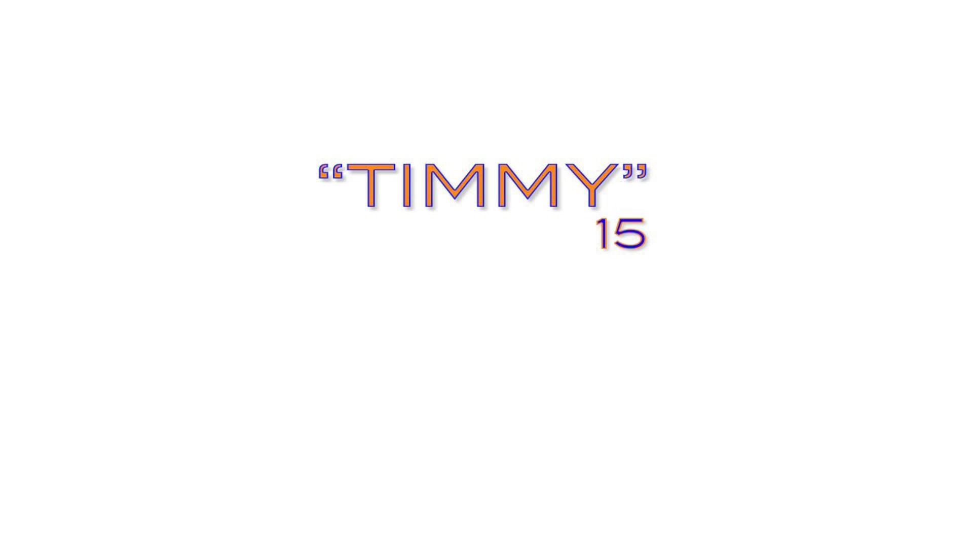 """""""TIMMY"""" a Tim Tebow Parody"""